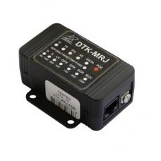 Protector modular para cámara IP (protección de vídeo, datos, PoE/High PoE), transmisión gigabit