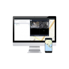 Plataforma Avanzada para Rastreo GPS, VIDEO Mvil y Telemtica Vehicular / Anualidad (Licencia para 1 localizador GPS)