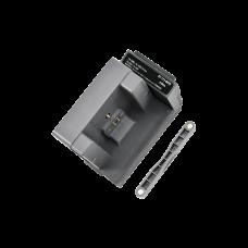 Adaptador de Batería para Analizador C7X00-C Series para Batería KNB45, Radios KENWOOD NX2220/320/420, TK2140/2160
