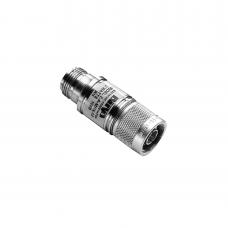 Atenuador 10 dB, 2 W Máximo, Conectores N Macho-Hembra, CD-4 GHz.
