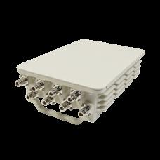 Estación Base Super Cobertura WiFi Flexible hasta 1 km, MIMO 8x8, IP67, 1167 Mbps, Doble Banda
