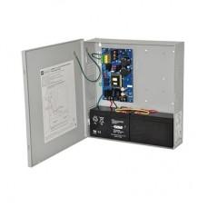 Fuente de poder ALTRONIX de 12/24 Vcd @ 6 Amper, con capacidad de respaldo, 1 salida, con voltaje de entrada de 115 Vca
