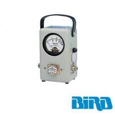 Wattmetro BIRD de Propósito General, Serie 43, 100 mW-10 kW según el elemento.