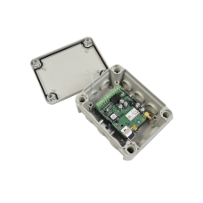 Controlador remoto 3G / Activacin por medio de CELULAR (APP o LLAMADA) / Marcador / Caja Nema IP67 / 2000 Usuarios