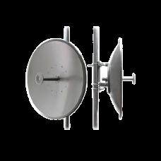 Antena para enlaces Carrier Class, Frec. 3.3 - 3.8 GHz Ganancia 29 dBi