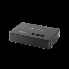 ATA de 4 puertos FXS con 2 puertos de red gigabit