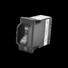 Interruptor/ Breaker Magnético-Hidráulico de 15 Amperes