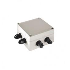 Fuente de  Alimentación y caja para Iluminadores IR GEKO, Entrada 120Vca y Salida 24Vca. IRHPS120