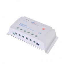 Controlador Solar de Carga y Descarga 12/24V 30A