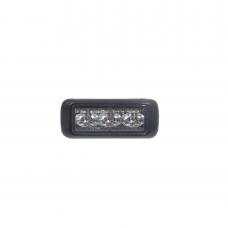 Luz auxiliar MICROPULSE ULTRA, Mica Transparente, Leds color Azul, Flasher Integrado