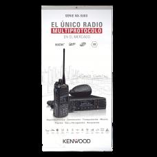 Póster Serie NX5000 KENWOOD