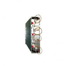 Duplexer Pasa Banda-Rechazo de Banda, 138-174 MHz, 4 Cavidades (4