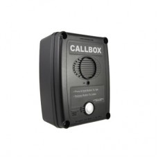 Callbox, Intercomunicador Inalámbrico Vía Radio UHF 450-470MHZ, Serie Q7 en Color Negro
