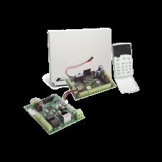 kit de alarma Runner de 8 a 16 zonas con comunicador IP/ Aplicación Sin Renta mensual para control Remotamente