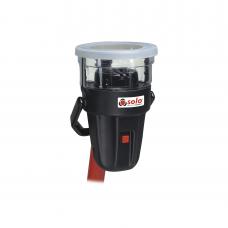 Ligero y Práctico Probador Para Detectores Térmicos, Funciona Con Batería SOLO-760, Sin Cables Que Cuelguen o Se Enreden