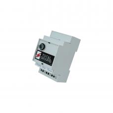 Supresor de Picos tipo Din Rail Voltaje: 127 VCA, 1 Fase, 3 Hilos.