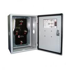 Acoplador de Impedancias de 2500 Amp. Capacidad Máxima.