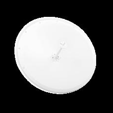 Antena Parabólica de Frecuencia Extendida, 4.8 - 6.5 GHz, 28 dBi, Conectores SMA-Macho Inverso