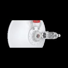 4 Pack - Antena parabólica 27.5 dBi para platos con un conector TwistPort  y una montura innovadora.
