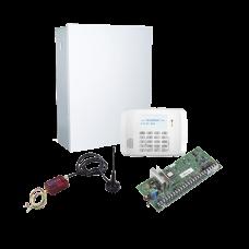 KIT de Panel de Alarma Hibrido/Teclado 6162RF Y Comunicador 3G/4G con 1er AÑO