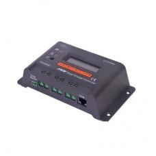Controlador Solar de Carga y Descarga 12/24V 10A con Display