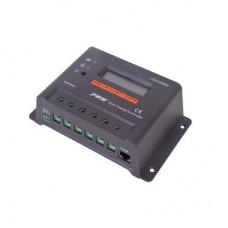 Controlador Solar de Carga y Descarga 12/24V 20A con Display