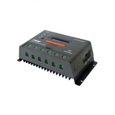 Controlador Solar de Carga y Descarga 12/24V 30A con Display