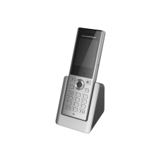 Teléfono WiFi portátil empresarial, conectividad a la red VoIP vía WiFi