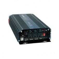 Inversor de Corriente (CD-CA) Potencia Nominal 3000 W, Ent:12 Vcd, Sal: 115Vca 60 Hz
